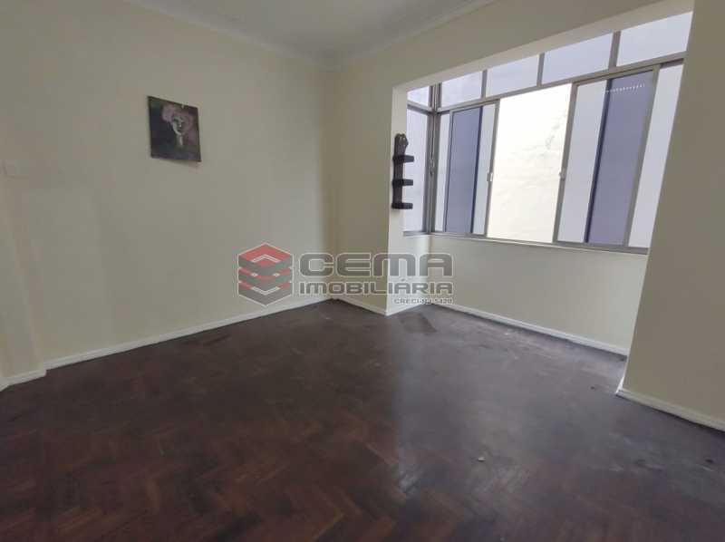 sala - Excelente Apartamento 2 quartos na Tijuca - LAAP25110 - 4