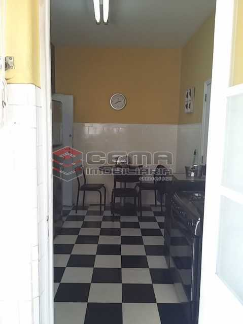 9 - Apartamento 2 quartos à venda Humaitá, Zona Sul RJ - R$ 960.000 - LAAP25111 - 11