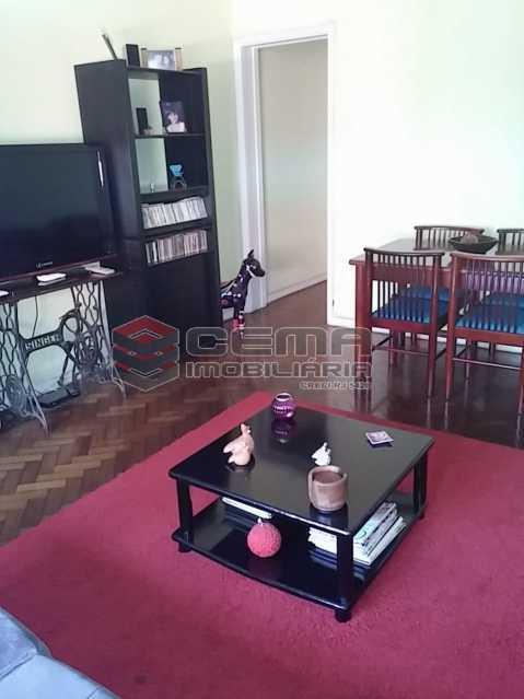 17 - Apartamento 2 quartos à venda Humaitá, Zona Sul RJ - R$ 960.000 - LAAP25111 - 1