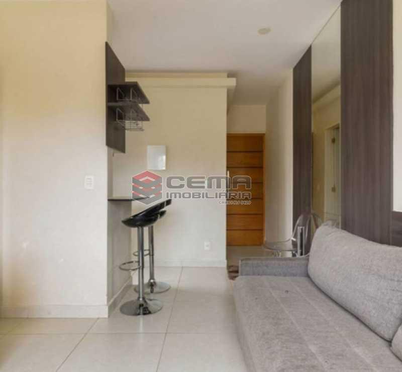 25afc745-6763-4351-822d-c76552 - Cobertura 1 quarto à venda Flamengo, Zona Sul RJ - R$ 600.000 - LACO10040 - 3