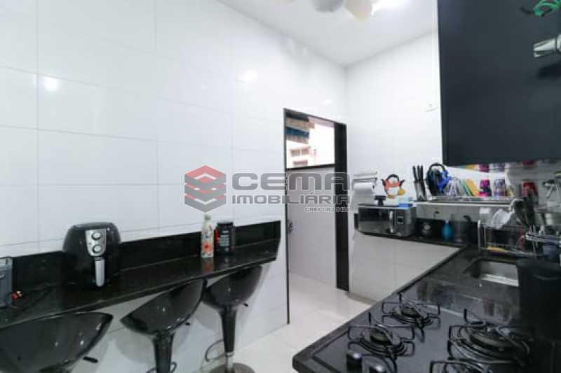 cozinha planejada - Apartamento 2 quartos para venda e aluguel Copacabana, Zona Sul RJ - R$ 2.400 - LAAP25118 - 18