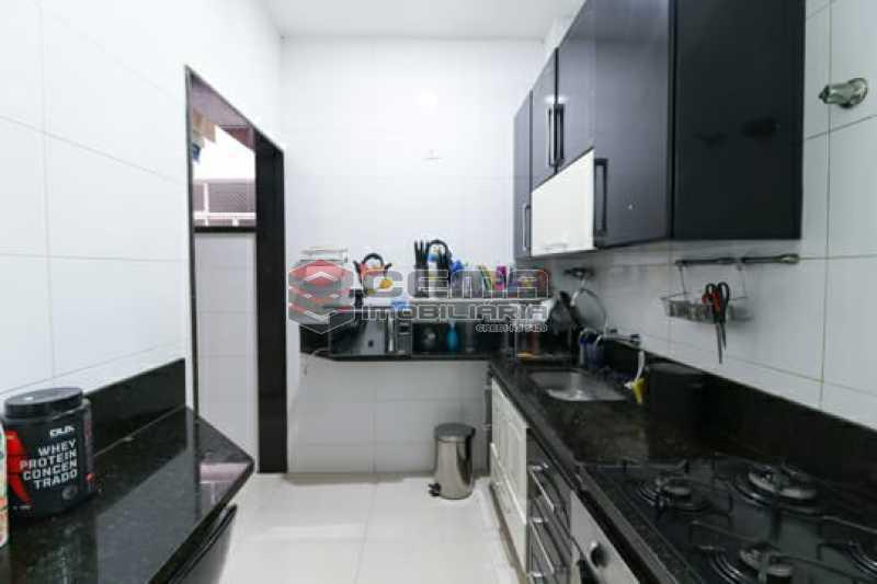 cozinha planejada - Apartamento 2 quartos para venda e aluguel Copacabana, Zona Sul RJ - R$ 2.400 - LAAP25118 - 19