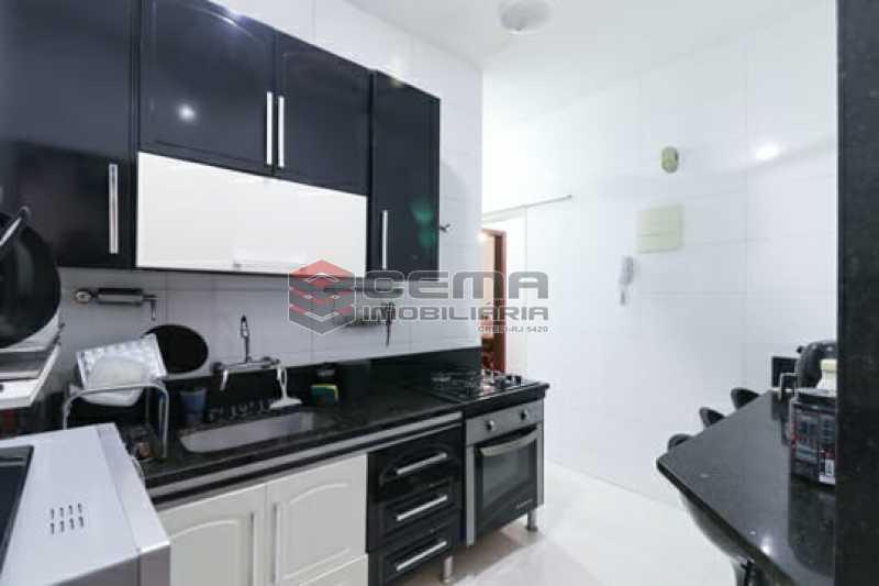 cozinha planejada - Apartamento 2 quartos para venda e aluguel Copacabana, Zona Sul RJ - R$ 2.400 - LAAP25118 - 20
