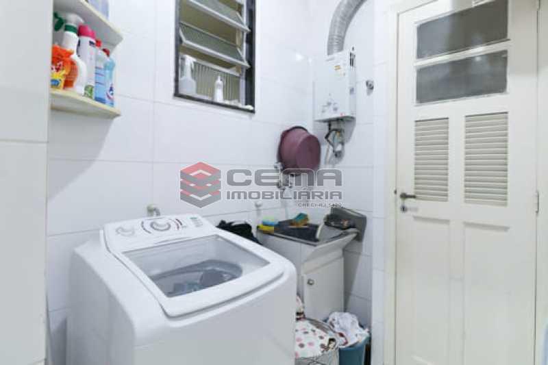 area de serviço - Apartamento 2 quartos para venda e aluguel Copacabana, Zona Sul RJ - R$ 2.400 - LAAP25118 - 22