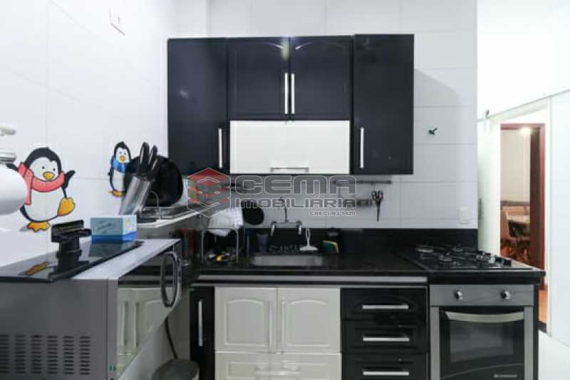 cozinha planejada - Apartamento 2 quartos para venda e aluguel Copacabana, Zona Sul RJ - R$ 2.400 - LAAP25118 - 21