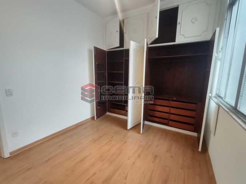 quarto 2  - Apartamento 2 quartos para venda e aluguel Copacabana, Zona Sul RJ - R$ 2.400 - LAAP25118 - 15