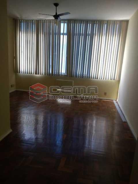 1 - Apartamento 2 quartos para alugar Botafogo, Zona Sul RJ - R$ 1.900 - LAAP25120 - 1