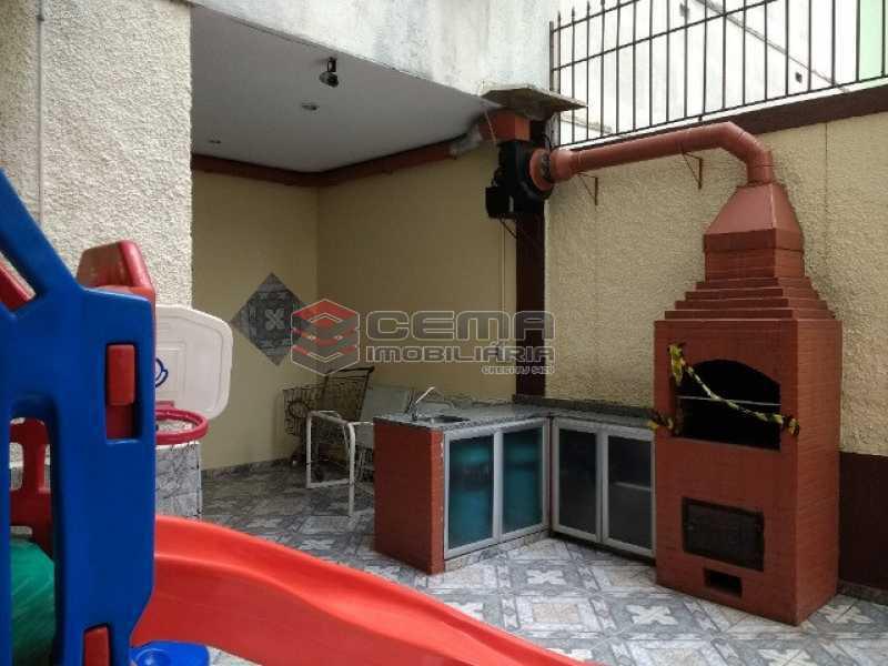 18 - Apartamento 2 quartos para alugar Botafogo, Zona Sul RJ - R$ 1.900 - LAAP25120 - 19