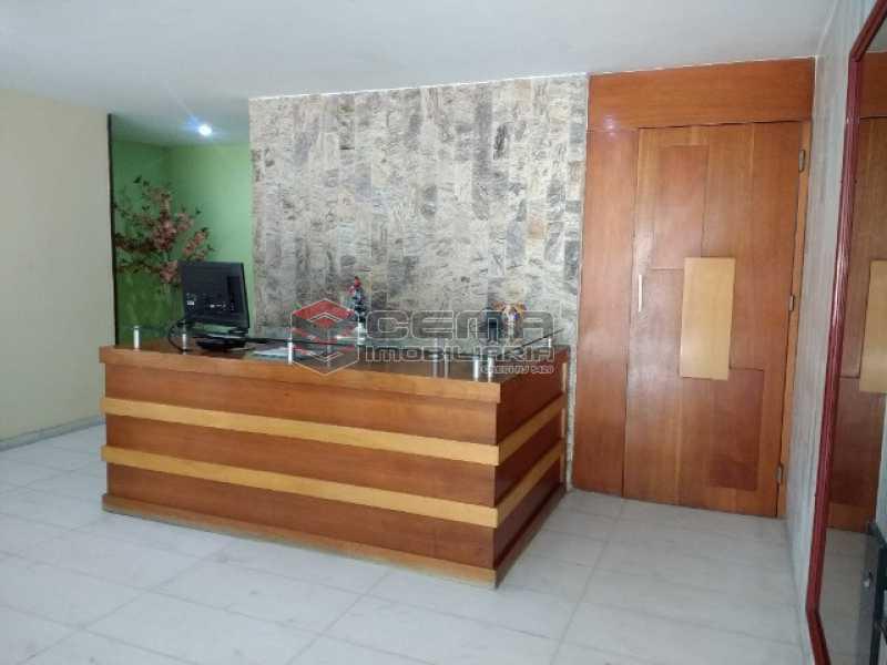 20 - Apartamento 2 quartos para alugar Botafogo, Zona Sul RJ - R$ 1.900 - LAAP25120 - 21