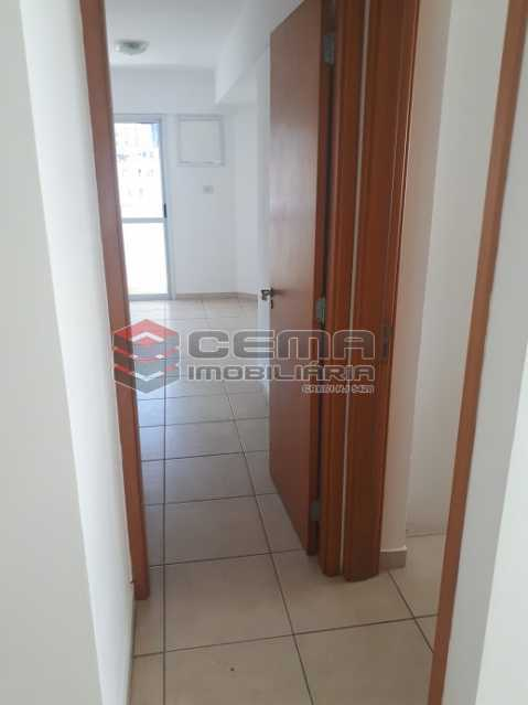 circulação - Apartamento 2 quartos para alugar Botafogo, Zona Sul RJ - R$ 3.900 - LAAP25121 - 6