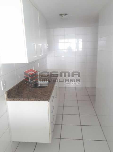 cozinha. - Apartamento 2 quartos para alugar Botafogo, Zona Sul RJ - R$ 3.900 - LAAP25121 - 16