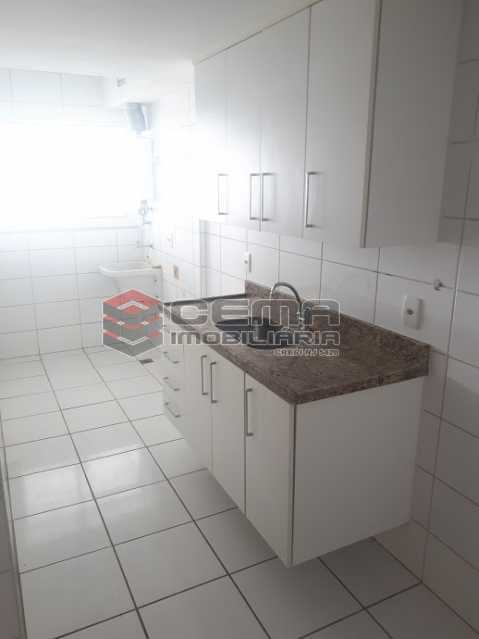 cozinha - Apartamento 2 quartos para alugar Botafogo, Zona Sul RJ - R$ 3.900 - LAAP25121 - 17