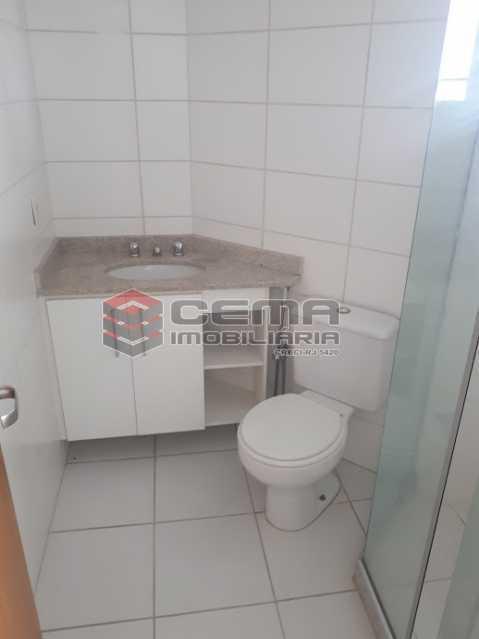 quarto 1 suite banheiro - Apartamento 2 quartos para alugar Botafogo, Zona Sul RJ - R$ 3.900 - LAAP25121 - 10