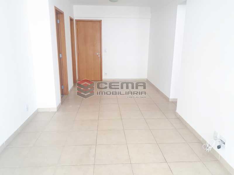sala. - Apartamento 2 quartos para alugar Botafogo, Zona Sul RJ - R$ 3.900 - LAAP25121 - 5