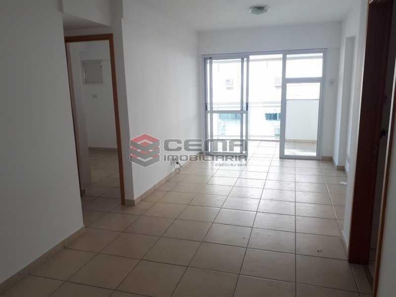 sala - Apartamento 2 quartos para alugar Botafogo, Zona Sul RJ - R$ 3.900 - LAAP25121 - 4