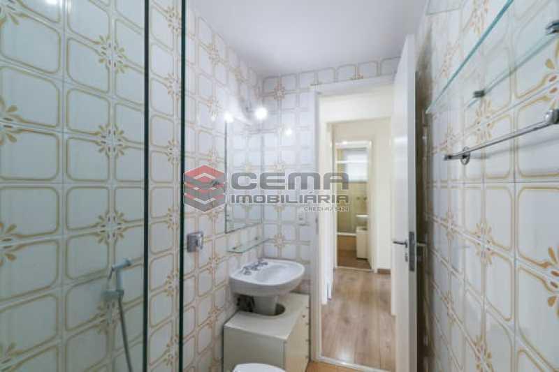 Banheiro social  - Dois quartos com vaga Laranjeiras!!! - LAAP25146 - 30