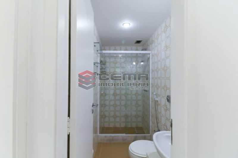 Banheiro social. - Dois quartos com vaga Laranjeiras!!! - LAAP25146 - 16