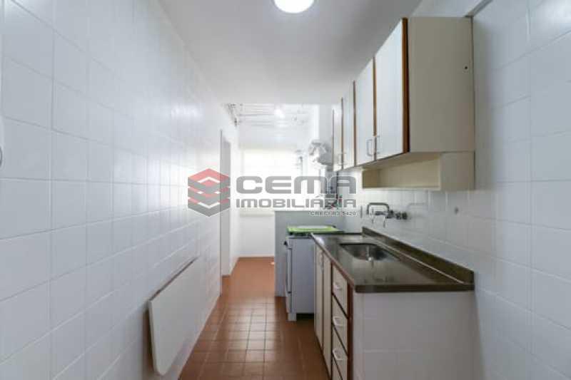 Cozinha  - Dois quartos com vaga Laranjeiras!!! - LAAP25146 - 14