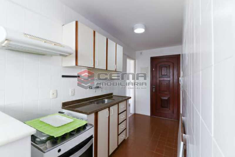 Cozinha  - Dois quartos com vaga Laranjeiras!!! - LAAP25146 - 13