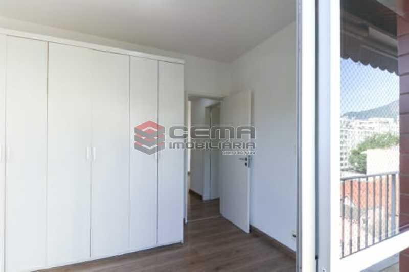 Quarto  - Dois quartos com vaga Laranjeiras!!! - LAAP25146 - 10