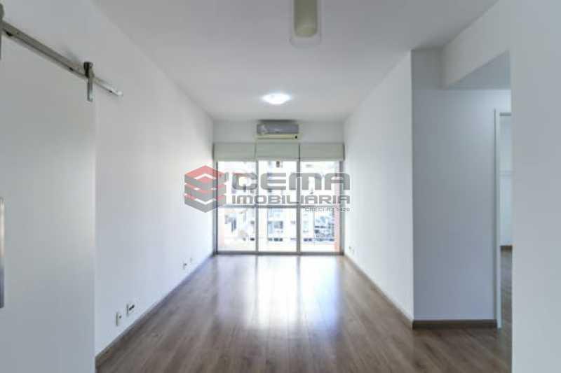 Sala  - Dois quartos com vaga Laranjeiras!!! - LAAP25146 - 22
