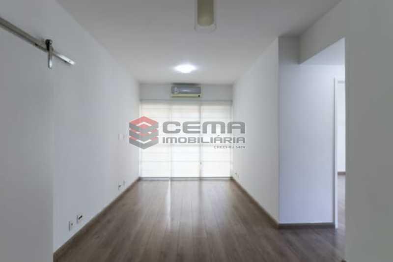 Sala  - Dois quartos com vaga Laranjeiras!!! - LAAP25146 - 23