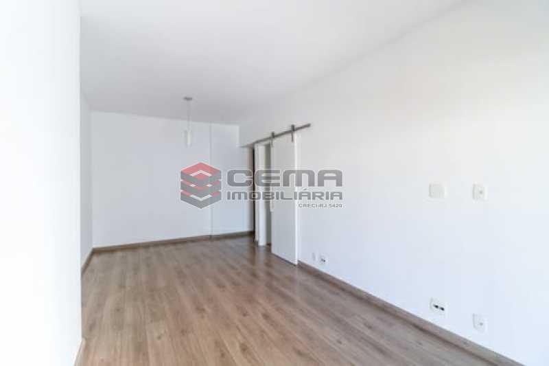 Sala  - Dois quartos com vaga Laranjeiras!!! - LAAP25146 - 25