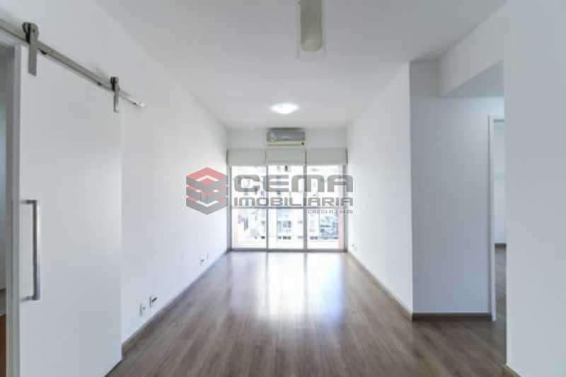 Sala  - Dois quartos com vaga Laranjeiras!!! - LAAP25146 - 4