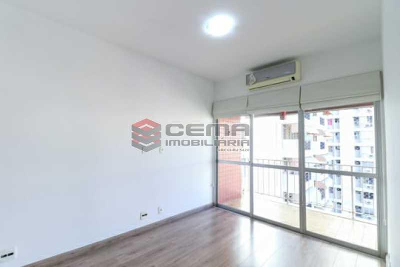 Sala  - Dois quartos com vaga Laranjeiras!!! - LAAP25146 - 24