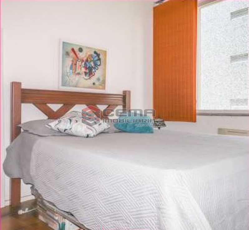 quarto - Apartamento 1 quarto à venda Glória, Zona Sul RJ - R$ 450.000 - LAAP12852 - 4