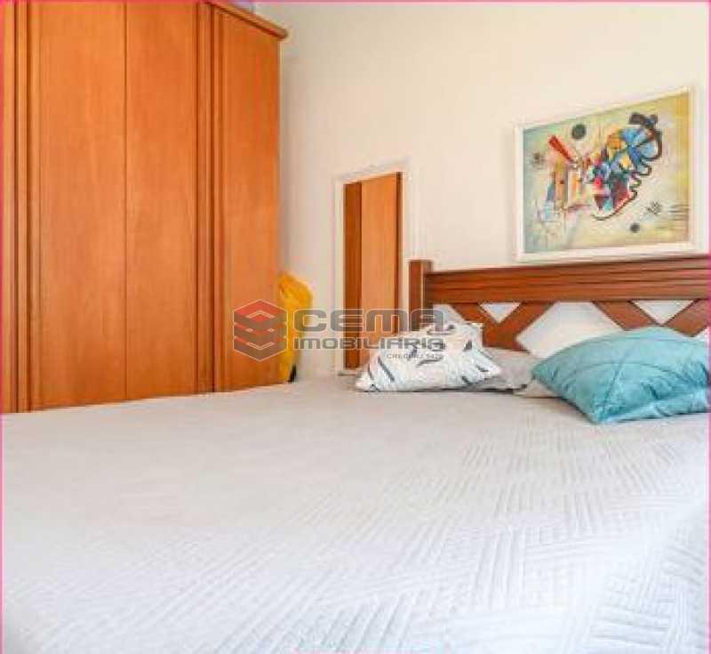 quarto - Apartamento 1 quarto à venda Glória, Zona Sul RJ - R$ 450.000 - LAAP12852 - 5
