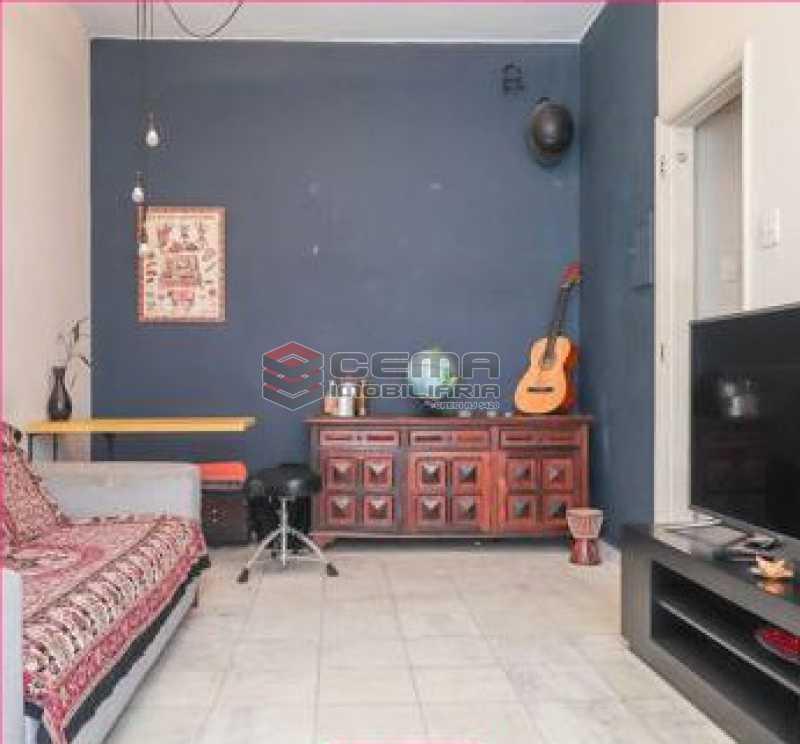sala - Apartamento 1 quarto à venda Glória, Zona Sul RJ - R$ 450.000 - LAAP12852 - 3