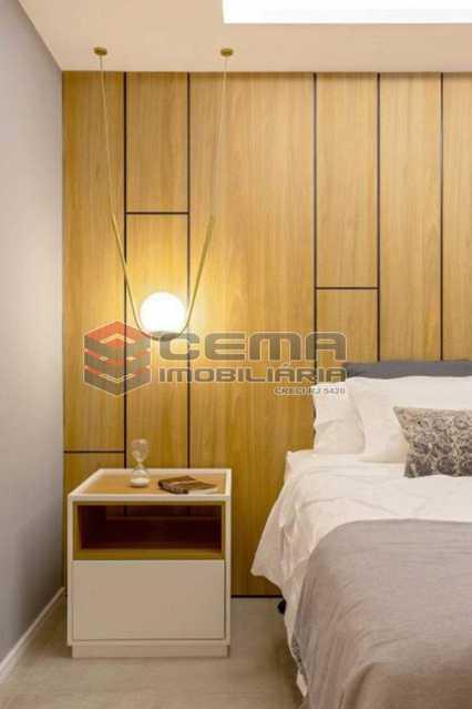 3 - Flat 1 quarto à venda Flamengo, Zona Sul RJ - R$ 900.000 - LAFL10076 - 4