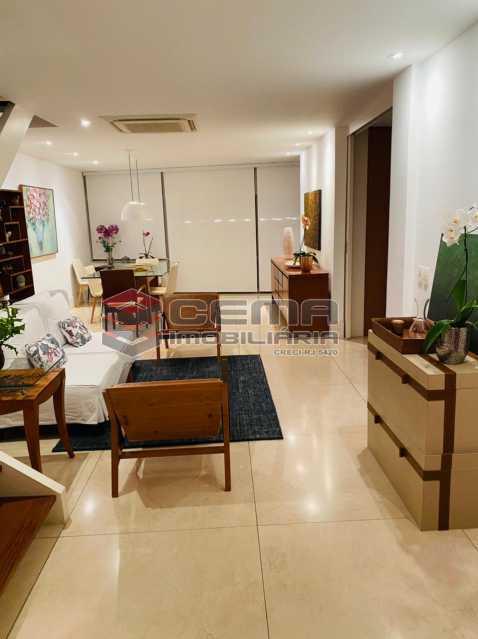 1 - Cobertura 3 quartos à venda Ipanema, Zona Sul RJ - R$ 8.000.000 - LACO30302 - 7