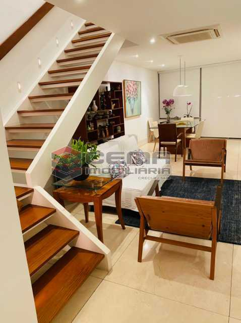 4 - Cobertura 3 quartos à venda Ipanema, Zona Sul RJ - R$ 8.000.000 - LACO30302 - 9