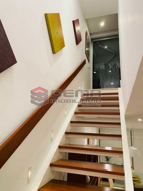 3 - Cobertura 3 quartos à venda Ipanema, Zona Sul RJ - R$ 8.000.000 - LACO30302 - 8