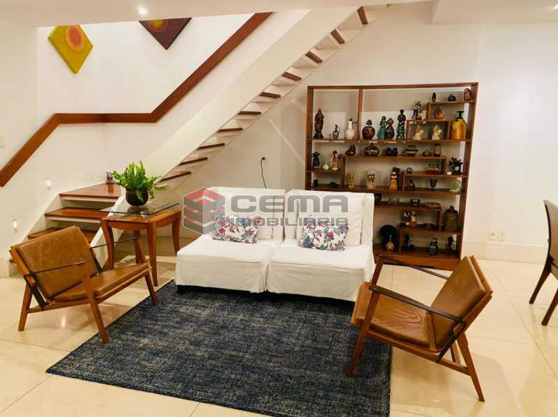 5 - Cobertura 3 quartos à venda Ipanema, Zona Sul RJ - R$ 8.000.000 - LACO30302 - 10