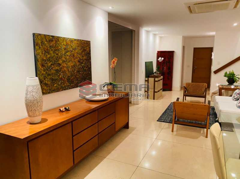 6 - Cobertura 3 quartos à venda Ipanema, Zona Sul RJ - R$ 8.000.000 - LACO30302 - 11