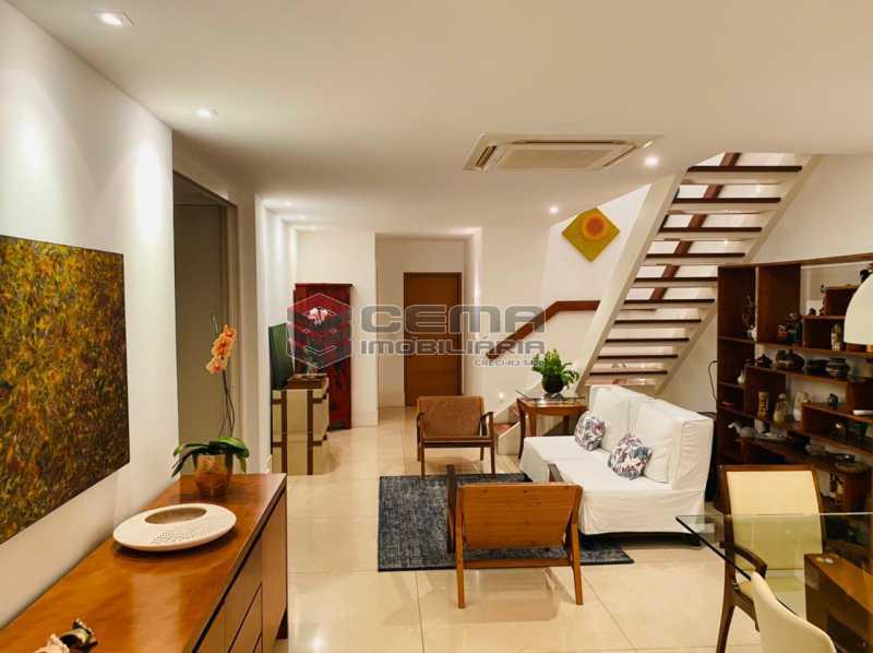 8 - Cobertura 3 quartos à venda Ipanema, Zona Sul RJ - R$ 8.000.000 - LACO30302 - 4