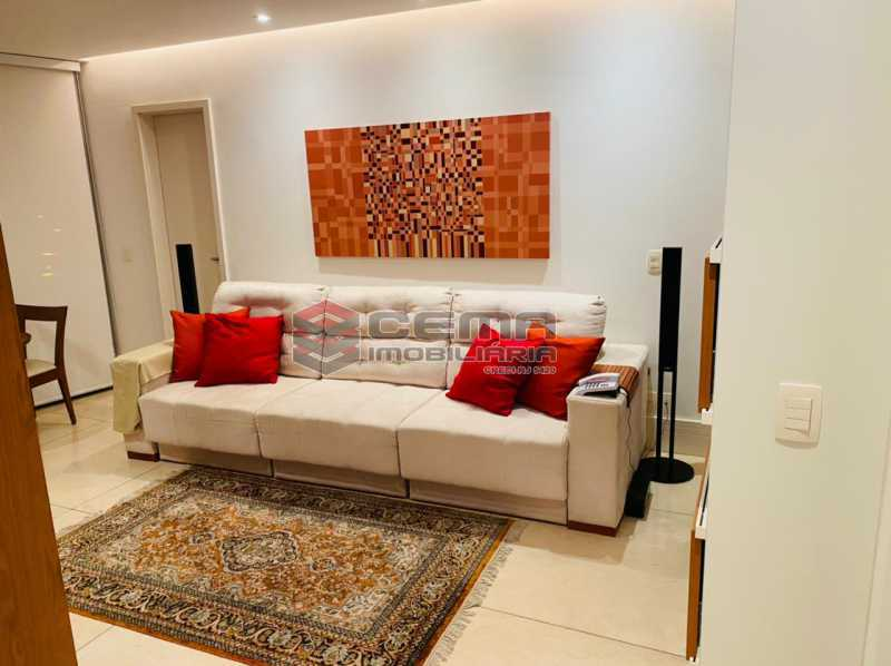 10 - Cobertura 3 quartos à venda Ipanema, Zona Sul RJ - R$ 8.000.000 - LACO30302 - 14