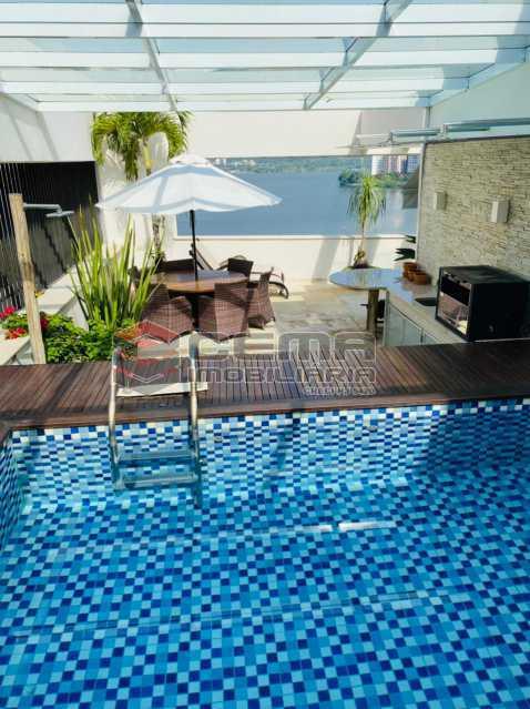 18 - Cobertura 3 quartos à venda Ipanema, Zona Sul RJ - R$ 8.000.000 - LACO30302 - 22