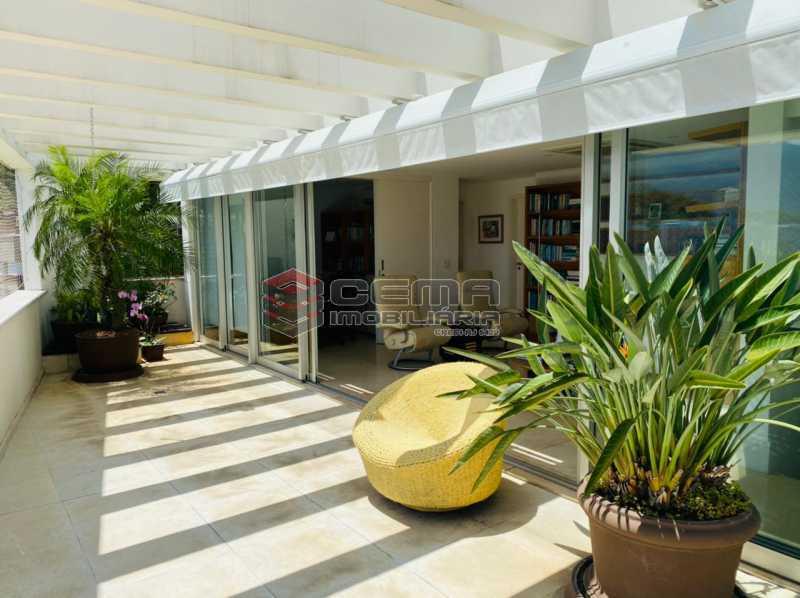 20 - Cobertura 3 quartos à venda Ipanema, Zona Sul RJ - R$ 8.000.000 - LACO30302 - 3