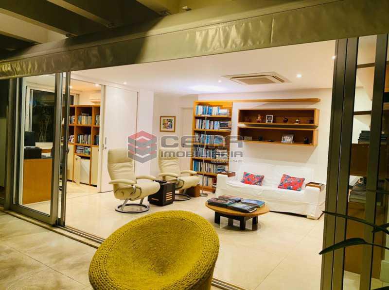 27 - Cobertura 3 quartos à venda Ipanema, Zona Sul RJ - R$ 8.000.000 - LACO30302 - 29