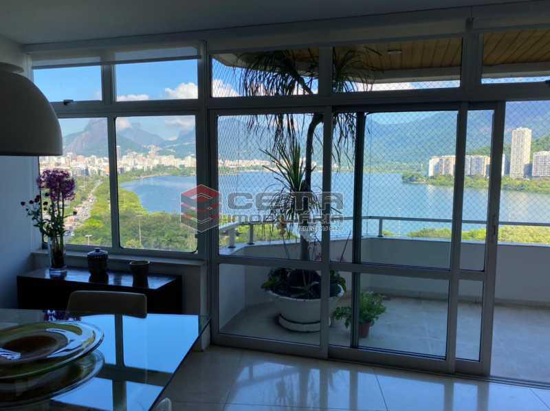 30 - Cobertura 3 quartos à venda Ipanema, Zona Sul RJ - R$ 8.000.000 - LACO30302 - 1