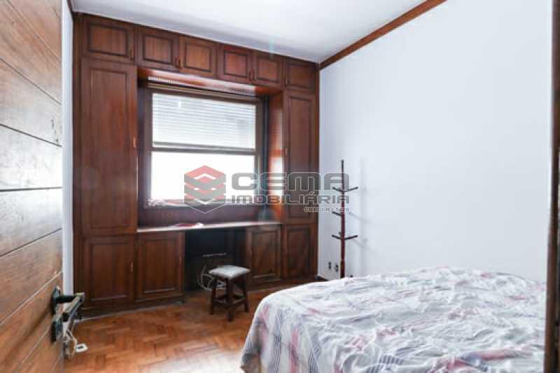 quarto 1 - Apartamento 3 quartos à venda Flamengo, Zona Sul RJ - R$ 1.780.000 - LAAP34357 - 9