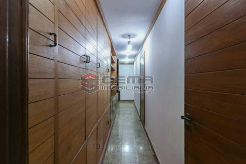 acesso quartos - Apartamento 3 quartos à venda Flamengo, Zona Sul RJ - R$ 1.780.000 - LAAP34357 - 8