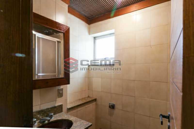 banheiro - Apartamento 3 quartos à venda Flamengo, Zona Sul RJ - R$ 1.780.000 - LAAP34357 - 18