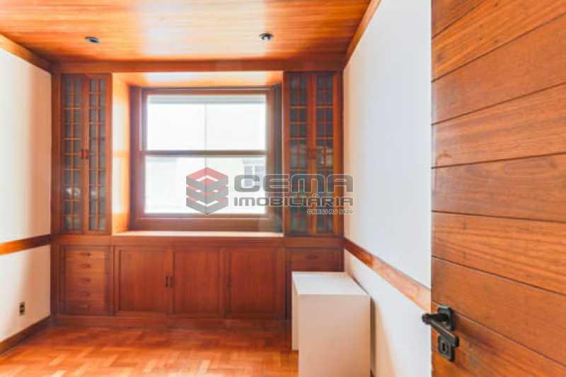 quarto 3 - Apartamento 3 quartos à venda Flamengo, Zona Sul RJ - R$ 1.780.000 - LAAP34357 - 15