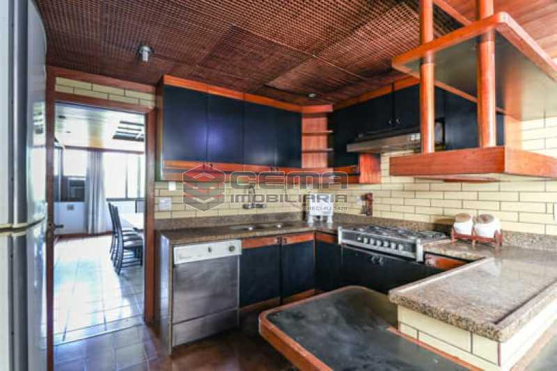 cozinha ang 1 - Apartamento 3 quartos à venda Flamengo, Zona Sul RJ - R$ 1.780.000 - LAAP34357 - 19
