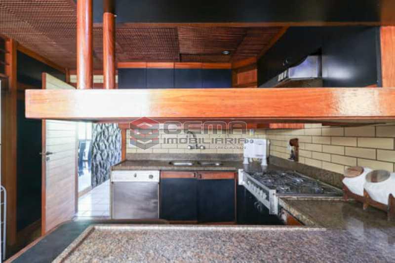 cozinha ang 2 - Apartamento 3 quartos à venda Flamengo, Zona Sul RJ - R$ 1.780.000 - LAAP34357 - 20